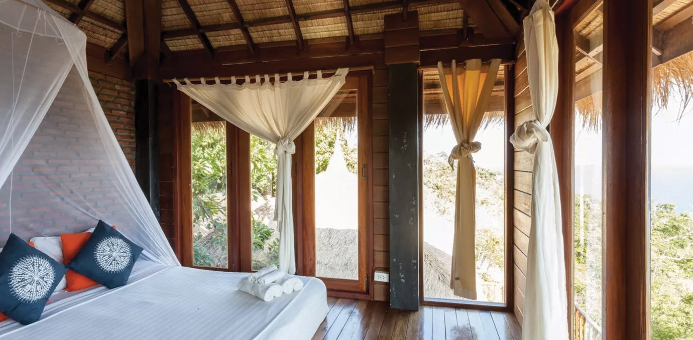 romantic airbnbs thailand