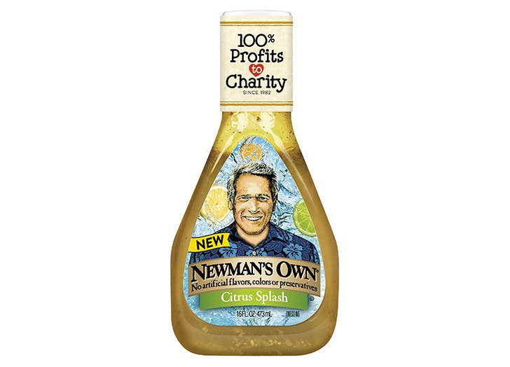 salad dressing newsmans