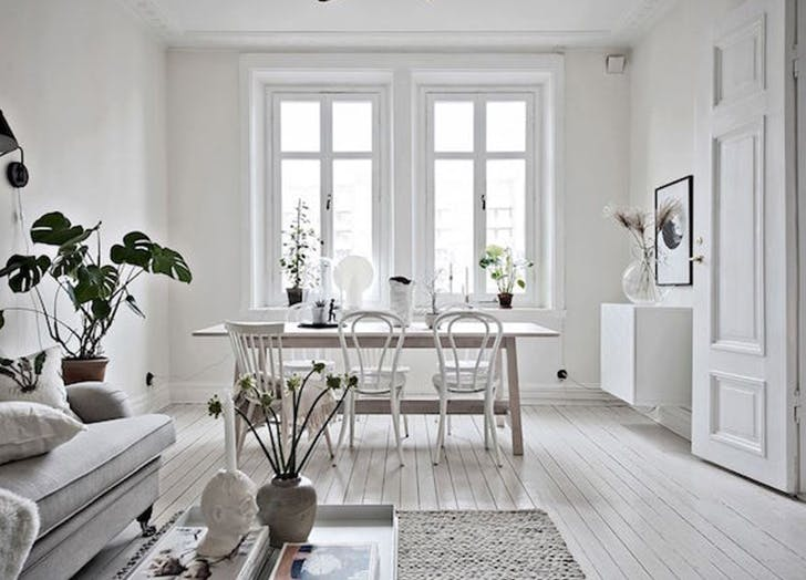 scandi window