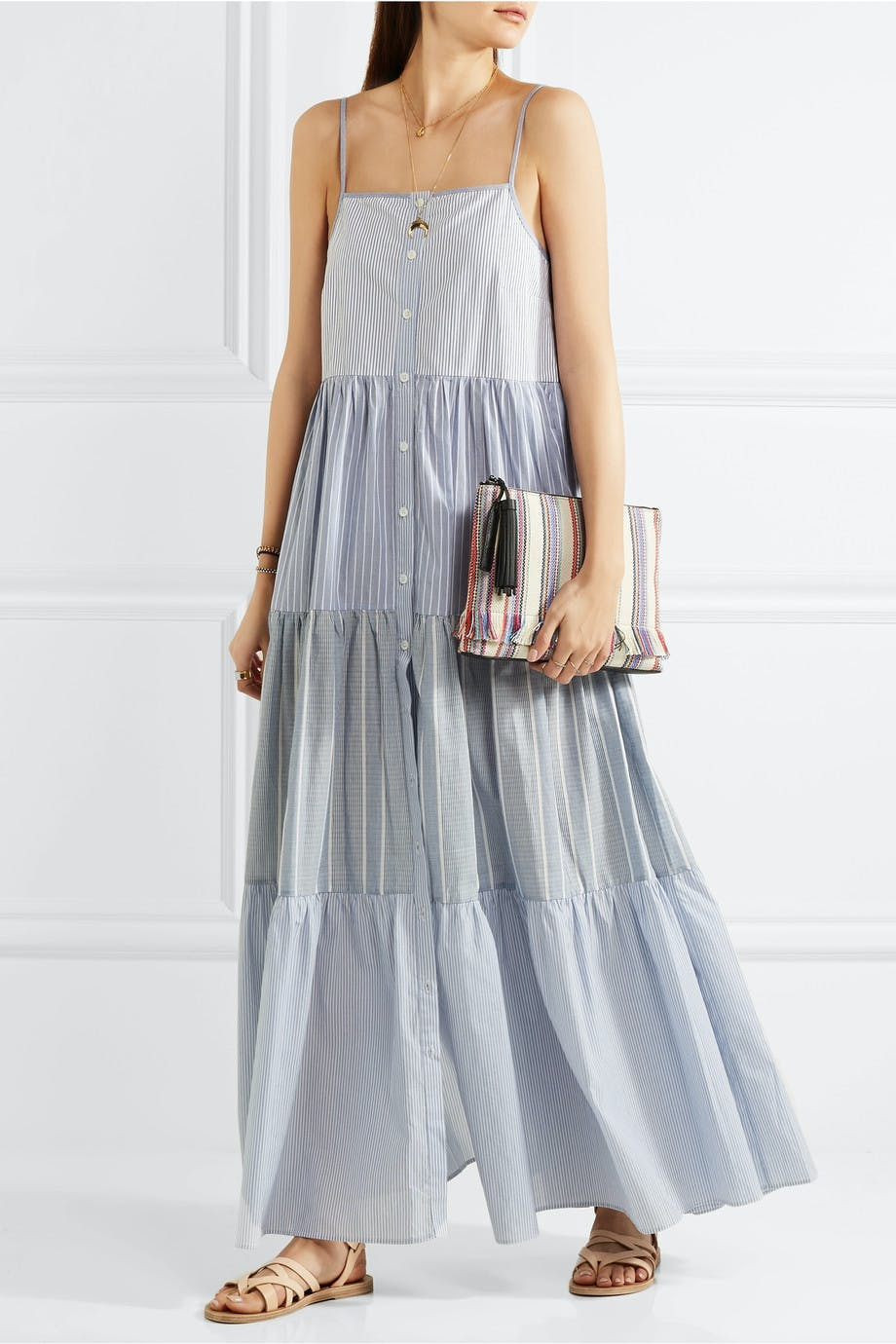sea breezy maxi dress miami