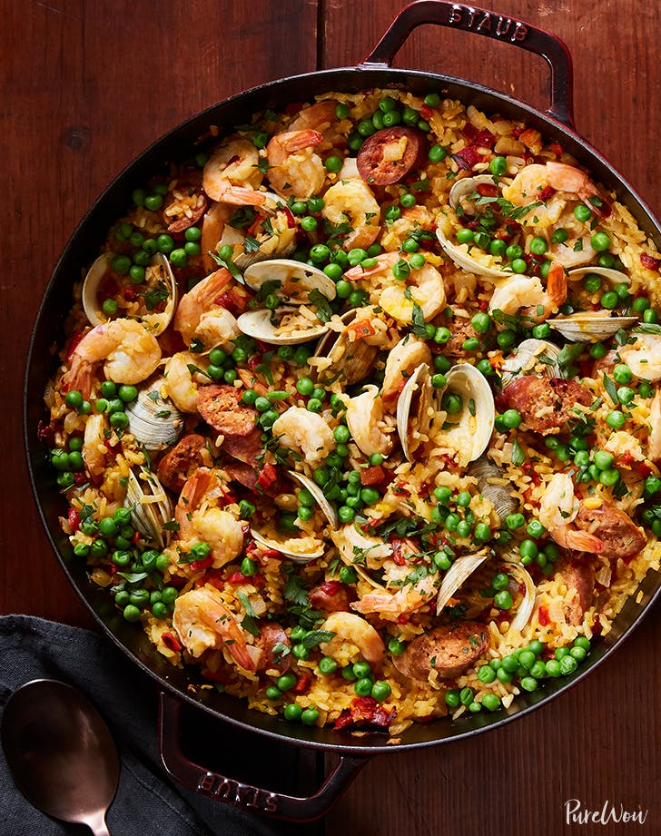 skillet dinners paella recipes LIST