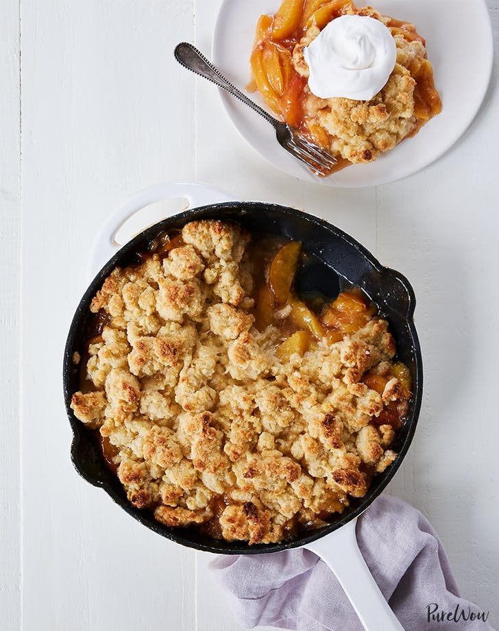 skillet dinners peach cobbler recipes LIST
