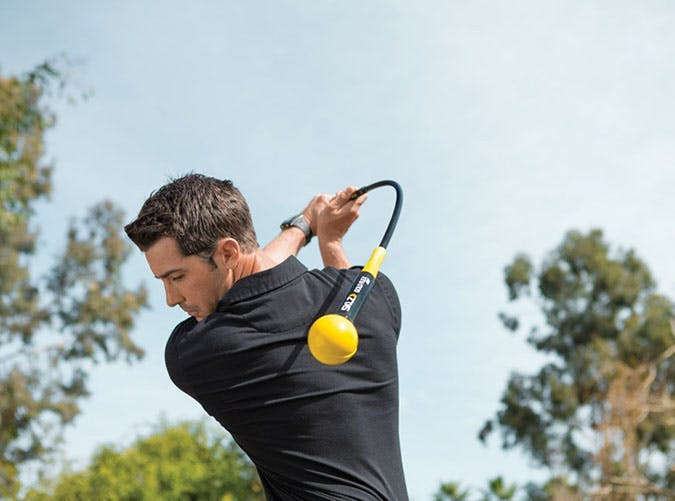 sklz golf training aid fathers day