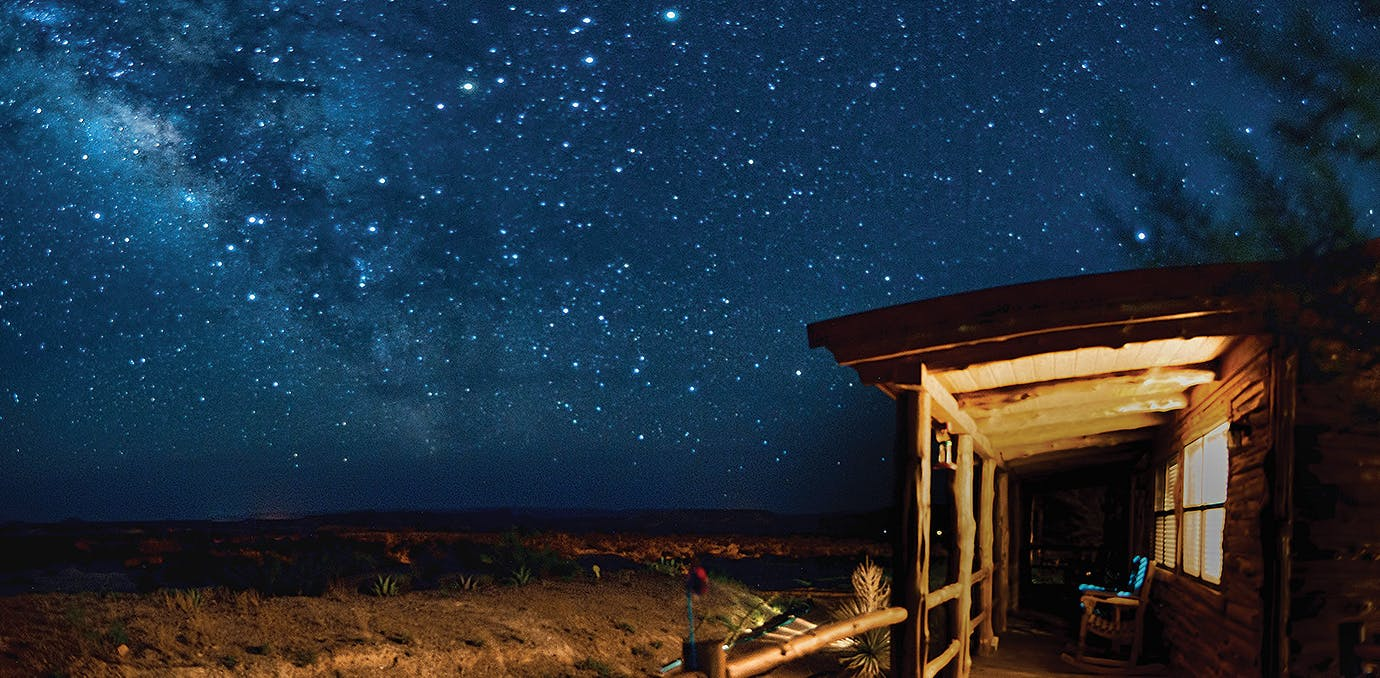 stargazing big bend