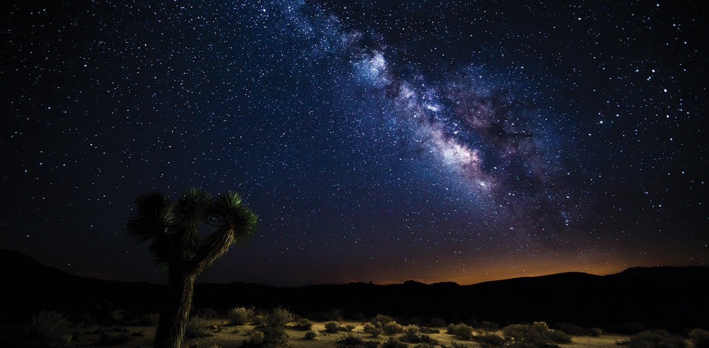 stargazing death valley