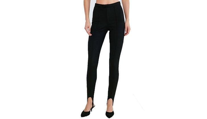 stirrup leggings style