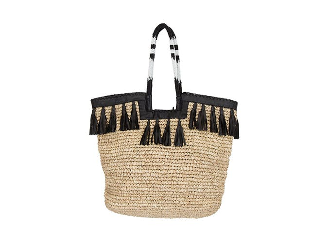 straw tote bag slideshow USE