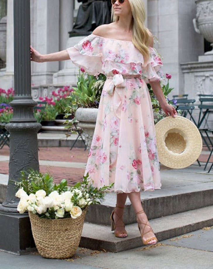 summer dresses for your body type tall
