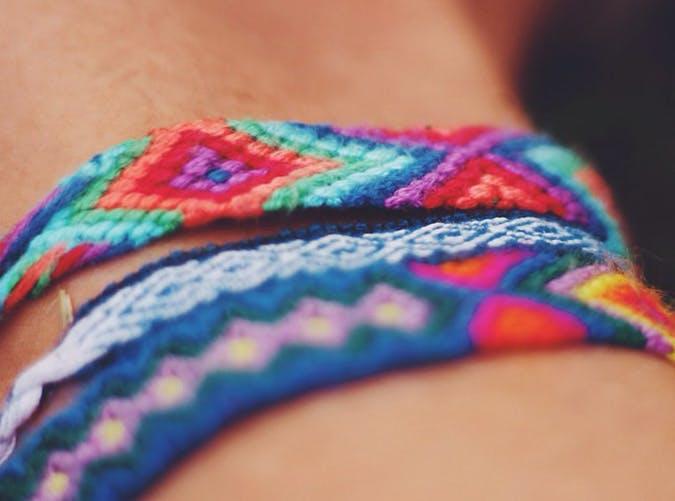 summer kids bracelets