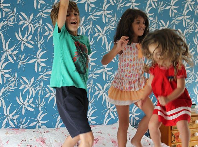 summer kids dance