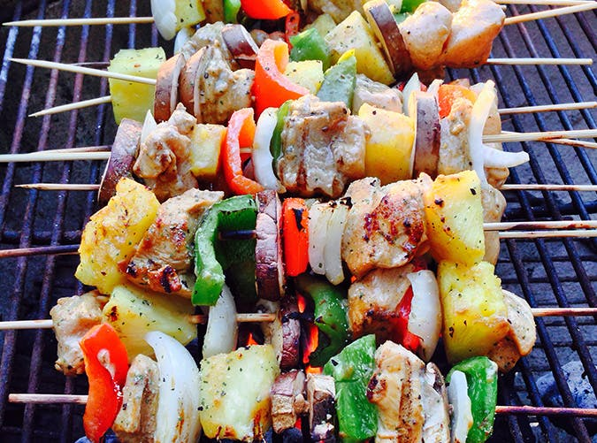 summer kids kebabs