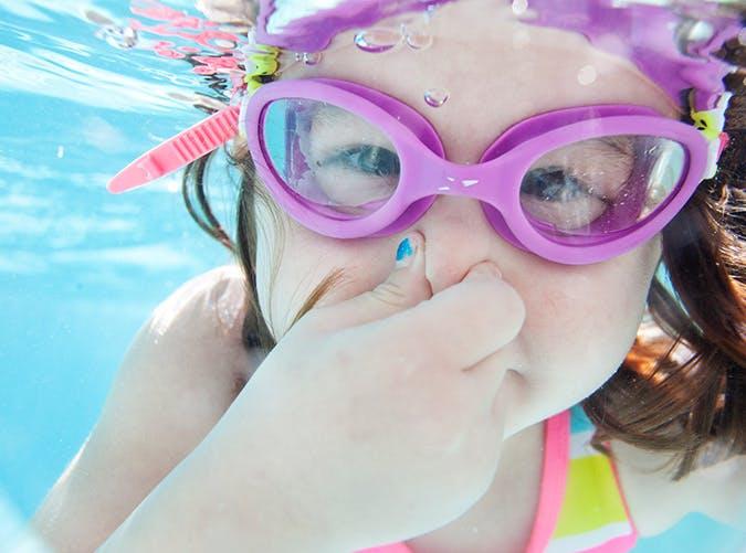 summer kids pool bath