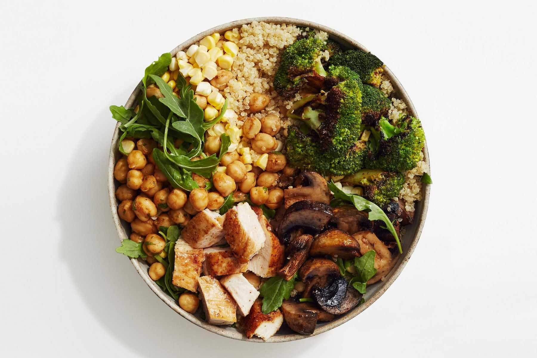 sweetgreen los angeles whole30 restaurants