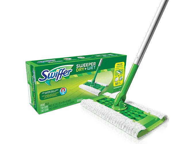swiffer sweeper cleaner