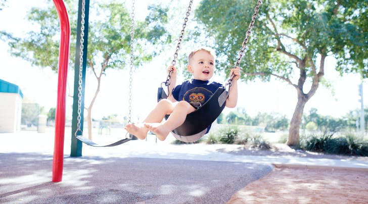 Having a Swing Set Will Make Your Child More Cooperative, Says Science