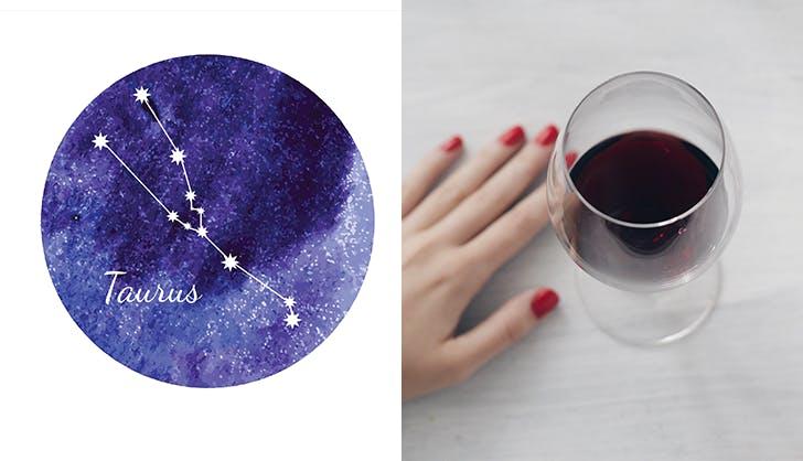 taurus pinot noir wine