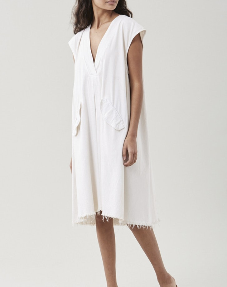 The LWD. Finally a white summer dress ... & 15 Tent Dresses for Summer 2017 - PureWow
