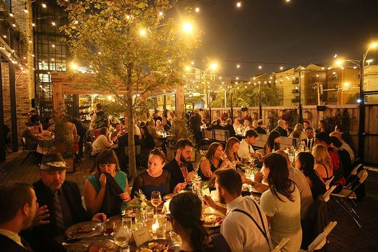 the dawson chicago patio restaurants