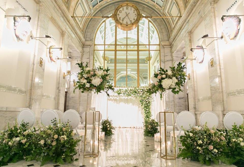 The Most Beautiful Wedding Venues In San Francisco - PureWow