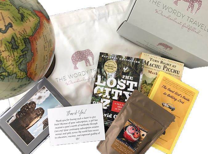 the wordy traveler sub box