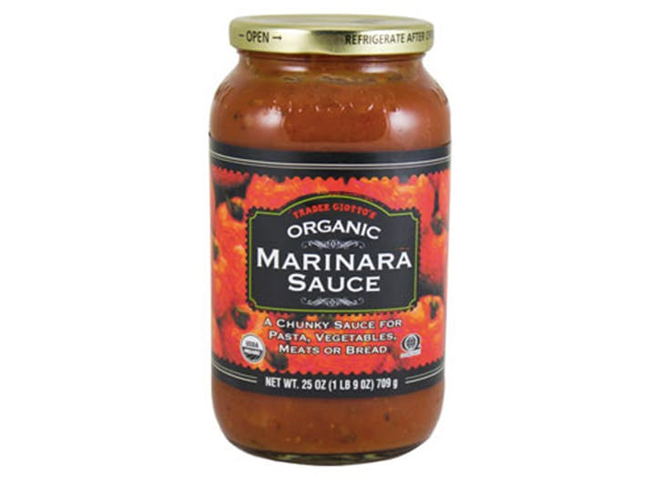 tomato sauce joes