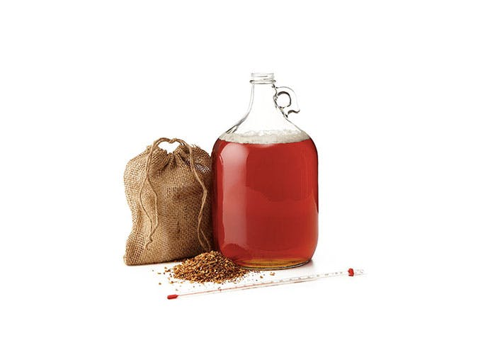 uncommon goods ipa brewing kit