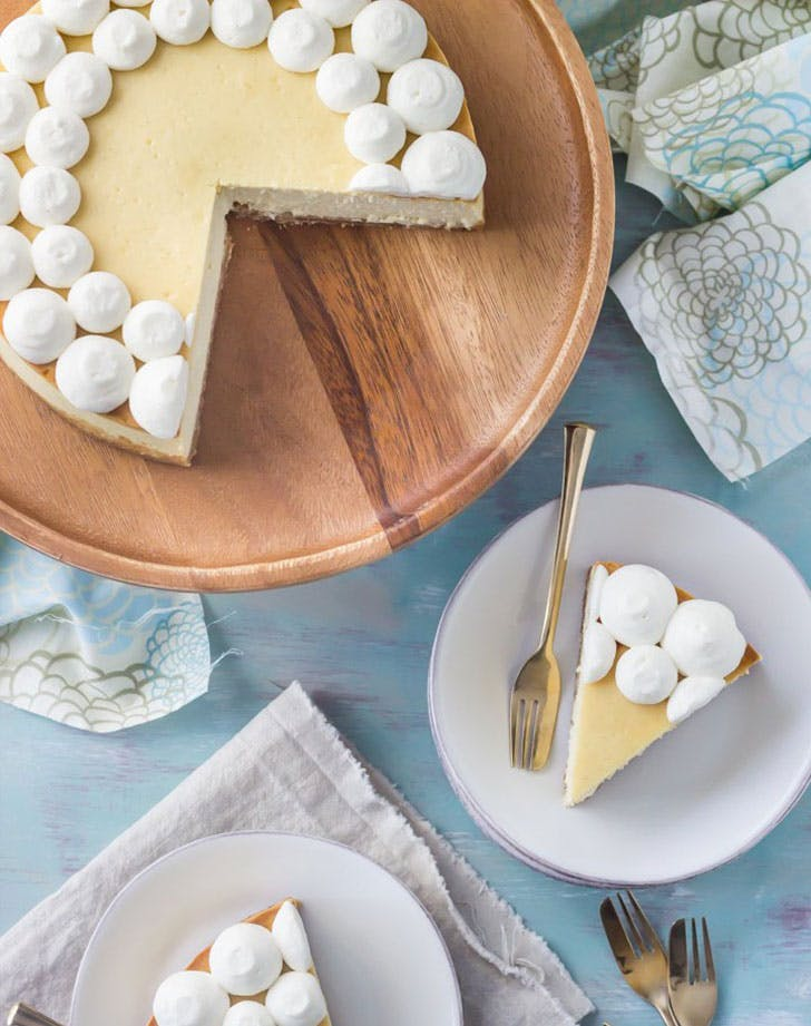 vanilla bean cheesecake   baking a moment