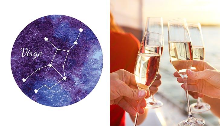 virgo moscato wine