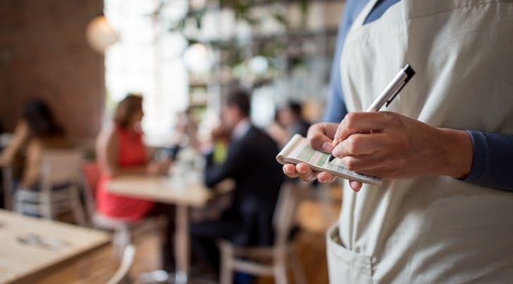 Want to Totally Impress Your Waiter? Here's What to Say