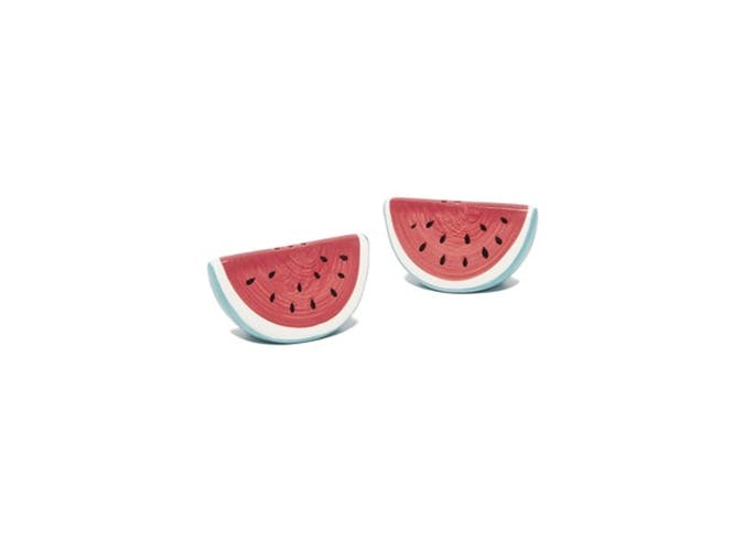 watermelon salt   pepper shakers