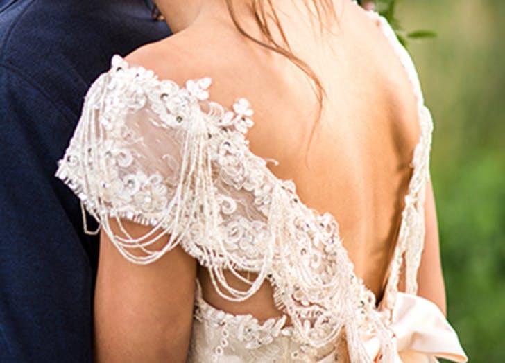 wedding term epaulette
