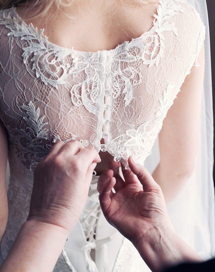 wedding term guipere