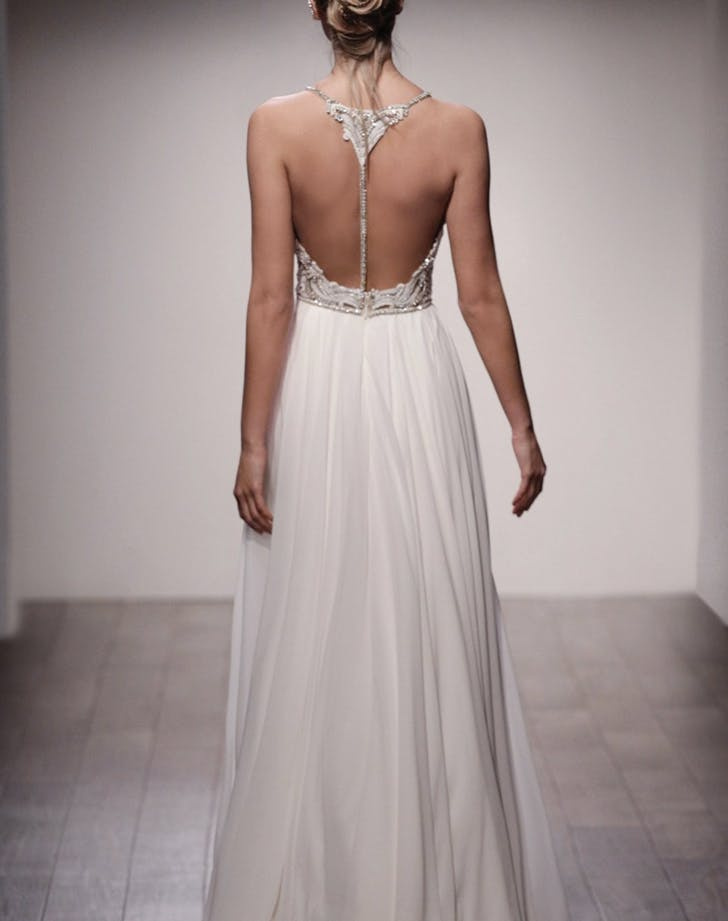 wedding workout backless