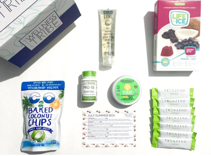 wellness tribe subscription box