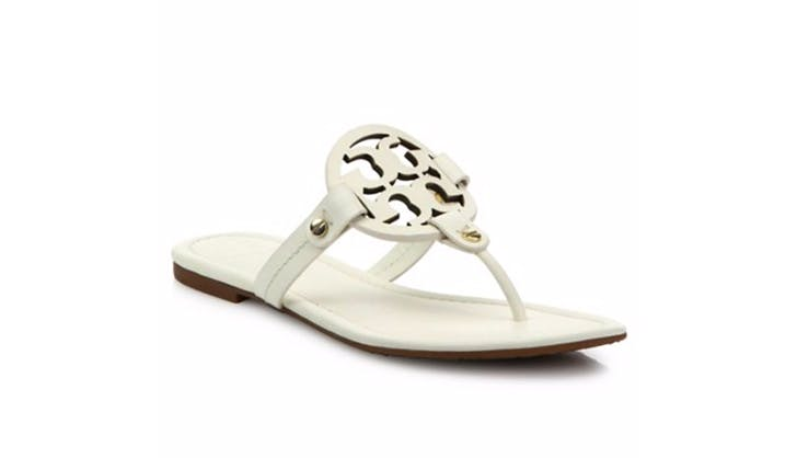 white tory burch sandal top rated sandal