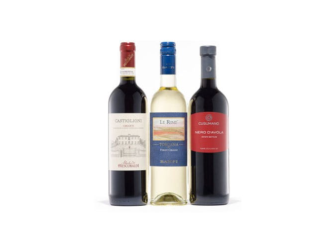 wine trio fathers day gift guide