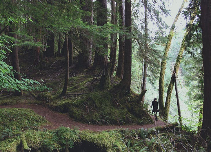 workouts for people who hate working out hiking