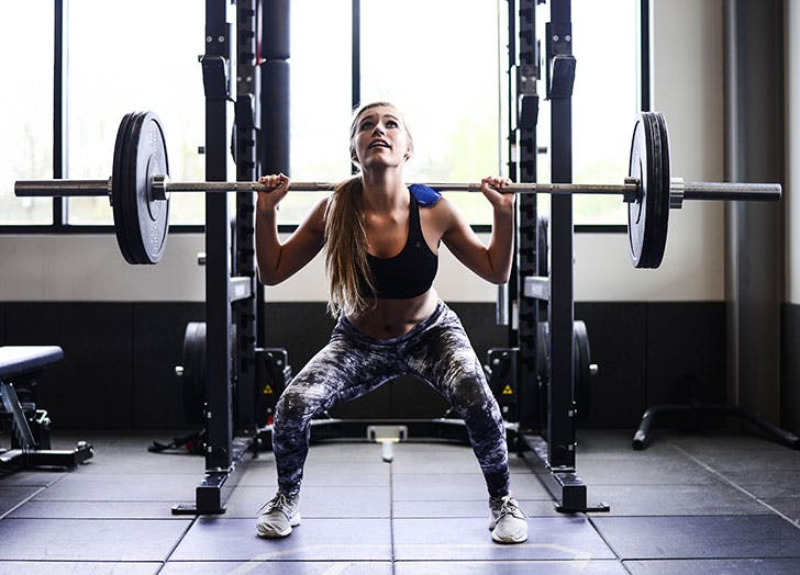 workouts to sleep better weight lifting