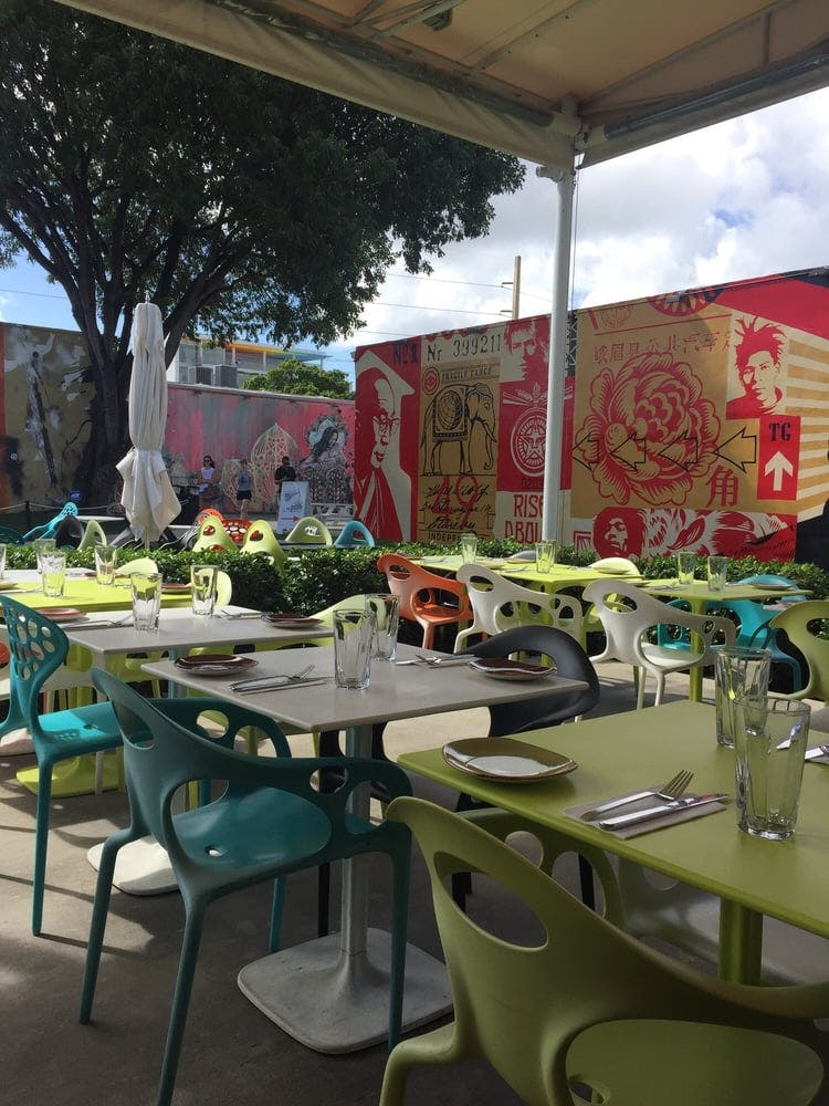 wynwood kitchen and bar miami patio restaurants