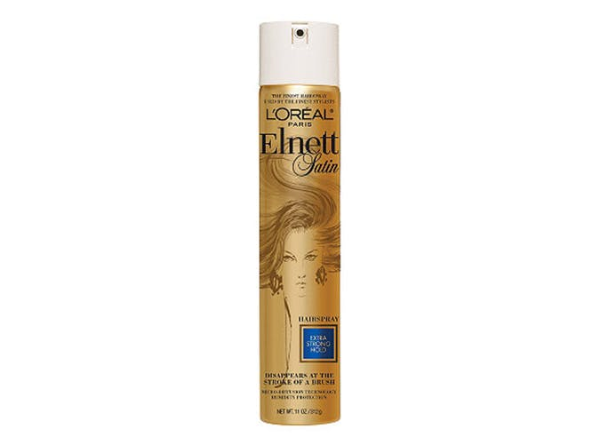 50best 0020 l oreal paris elnett hairspray