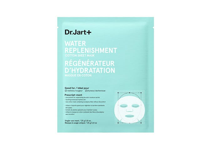 50best 0029 dr JART sheet mask
