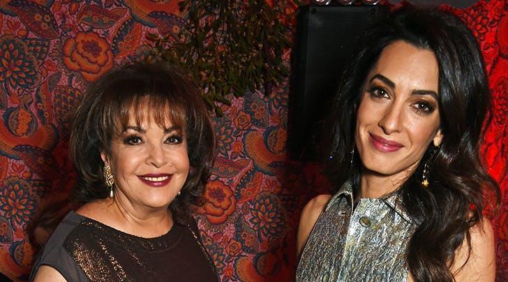 Amal Clooneys Mom Says Twins Ella & Alexander Are Yummier Than a Lindor Truffle (Basically)