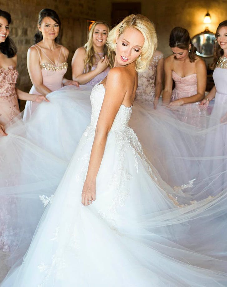 Anna Camp Best Wedding Dresses