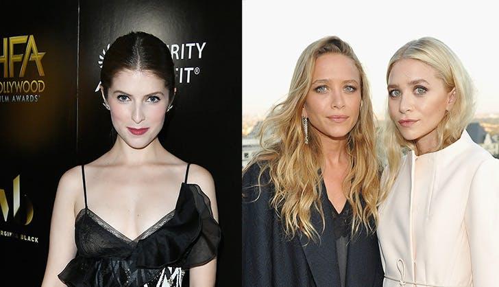 Anna Kendrick Olsen Twins Age Mates