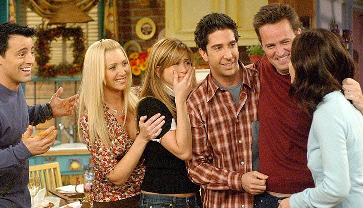 Best TV Series of All Time Friends 2