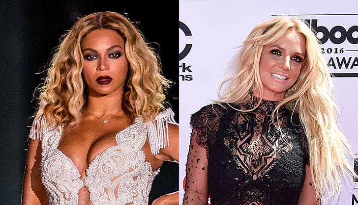 Beyonce Britney Spears Age Mates