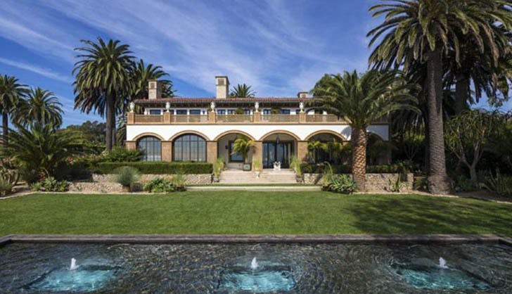 Beyonce  and Jay Z New Malibu Mansion 1