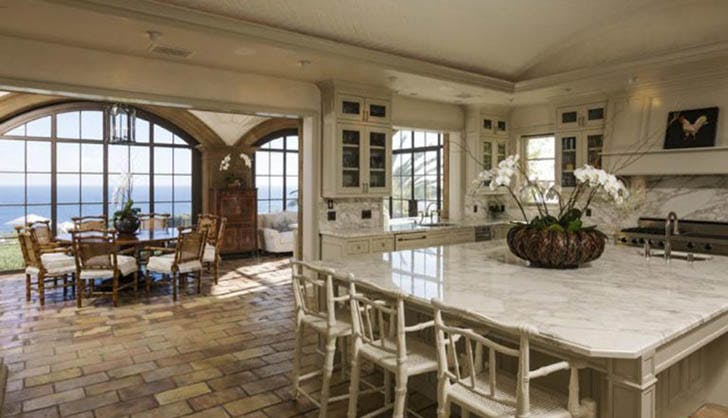 Beyonce  and Jay Z New Malibu Mansion 4