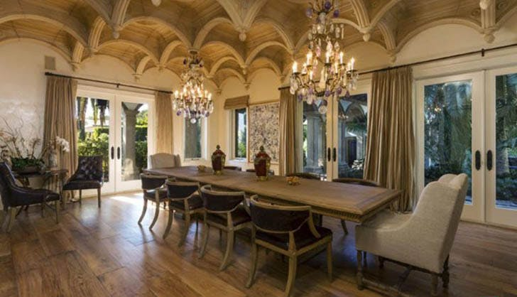 Beyonce  and Jay Z New Malibu Mansion 5