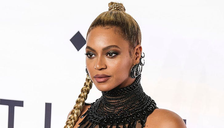 Beyonce superior brow game